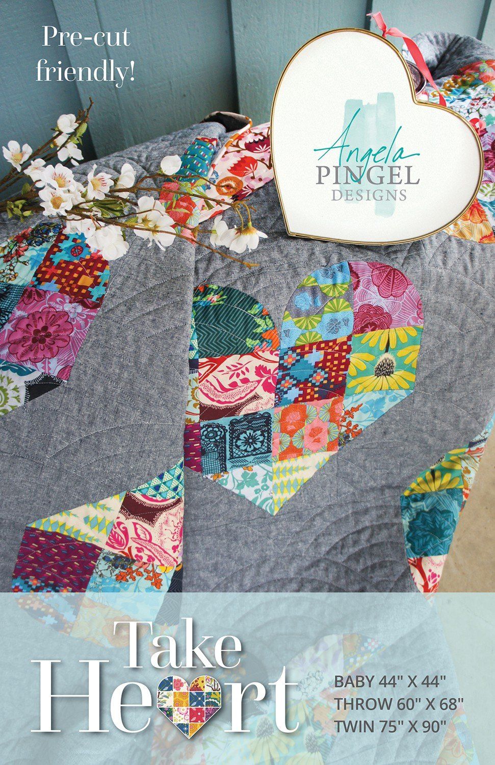 Take Heart Quilt