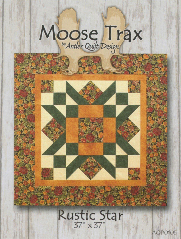 Moose Trax - Rustic Star