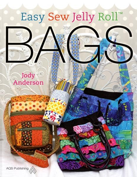 Easy Sew Jelly Roll Bags - Softcover