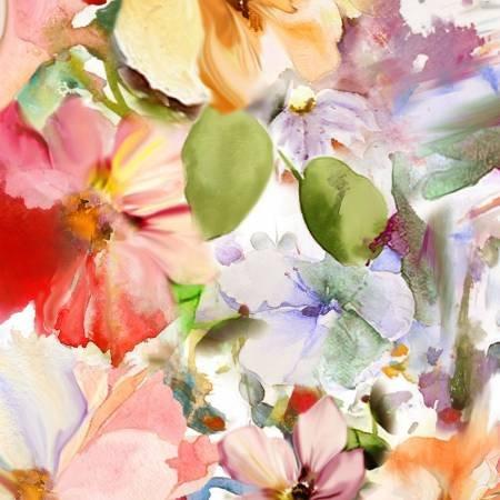 Arabesque-  Floral -Multi - ARAQ4140-MU