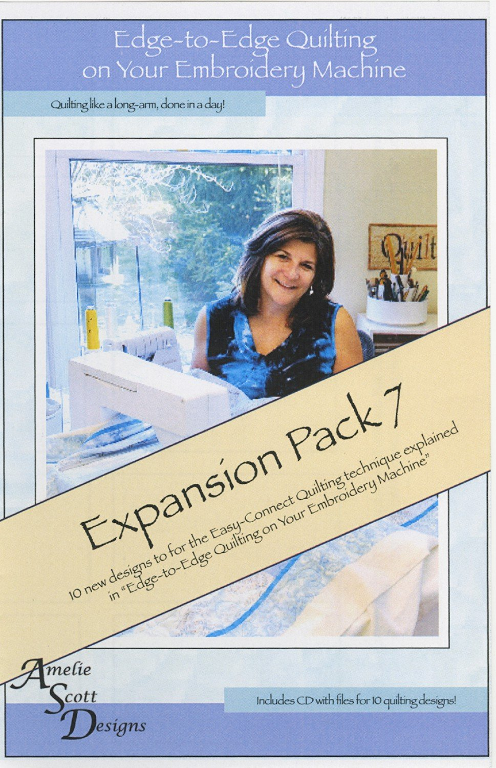 Edge to Edge Quilting Expanded Pack 7