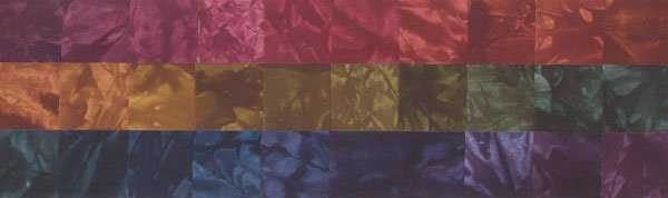 Antique Treasures Hand Dyed 30 Pack Fat Quarter Bundle