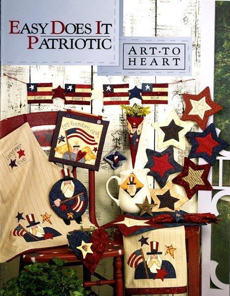 Easy Does It Patriotic