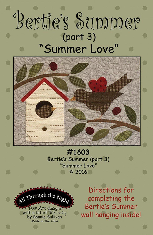 Bertie's Summer 3 Summer Love