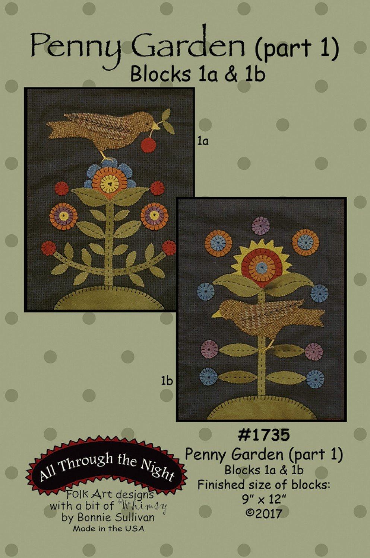 Penny Garden Part 1 - Blocks 1a & 1b