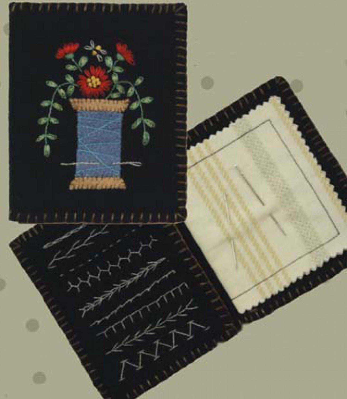 Itty Bitty Pattern: Needle Keeper