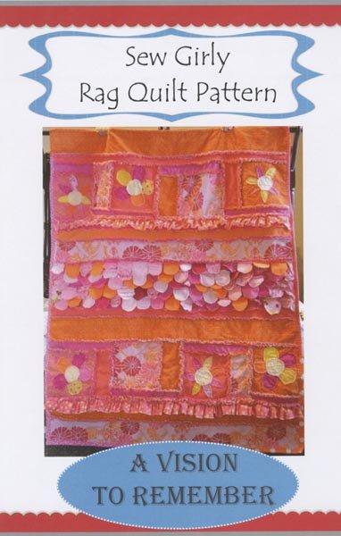 Sew Girly Rag Quilt