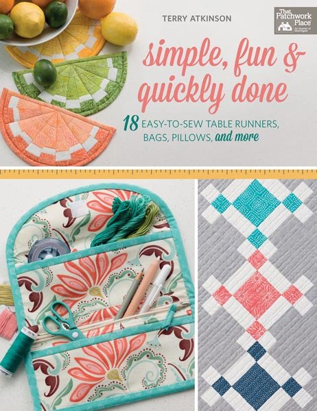 Simple Fun & Quickly Done - Softcover