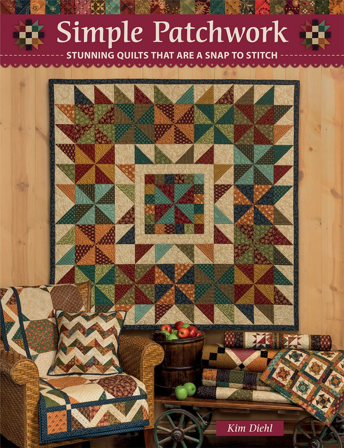Simple Patchwork ~RELEASE DATE Feb 03/20~