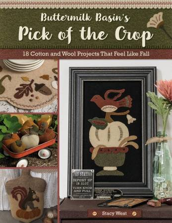 Buttermilk Basin's Pick Of The Crop 18 Projects that Feel Like Fall ~ RELEASE DATE APR 1/21 ~