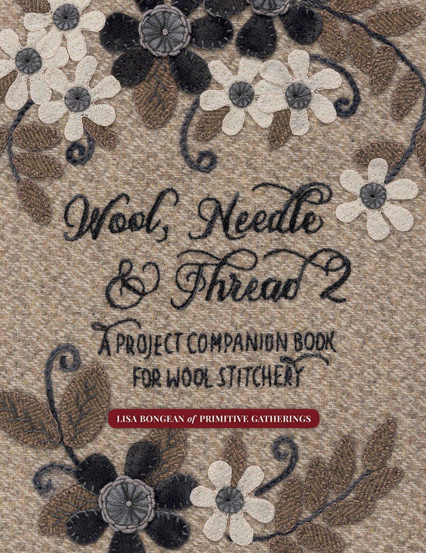 Wool, Needle, Thread 2