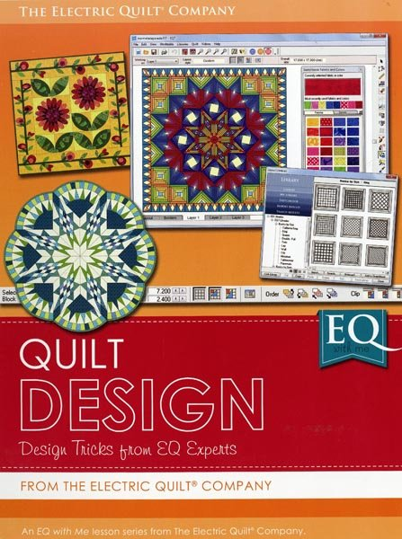 EQ with Me: Quilt Design - Softcover