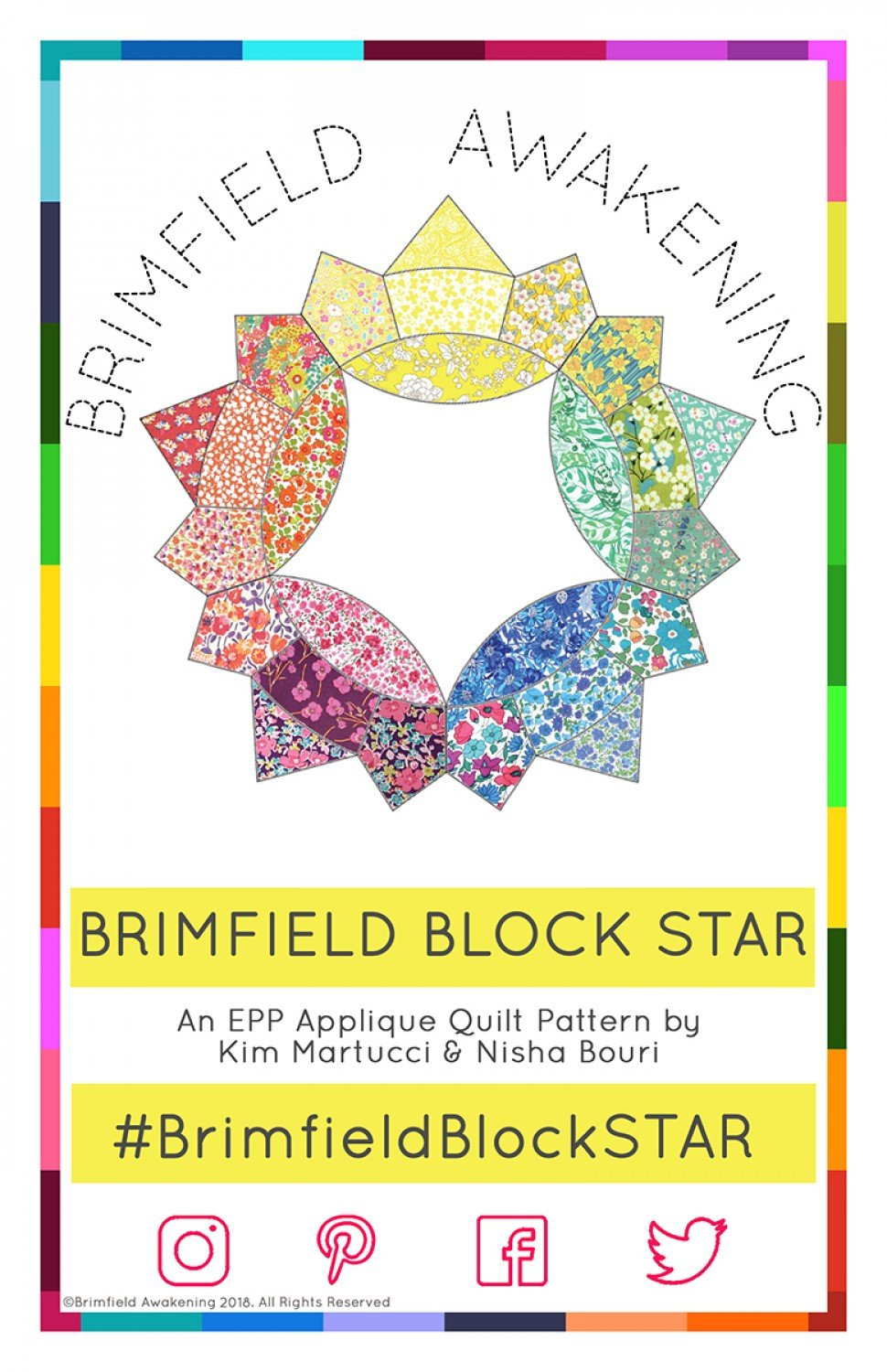 The Brimfield Star Block