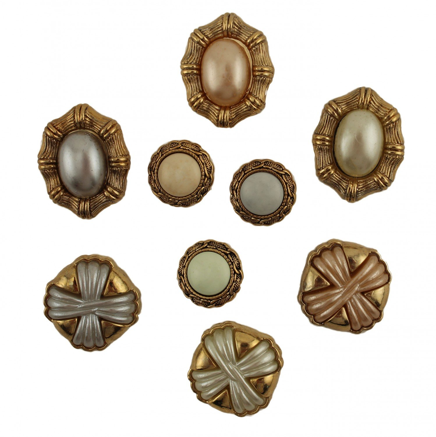 Royal Heirlooms Button Pack