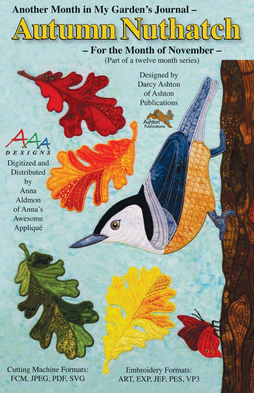 Autumn Nuthatch - Nov