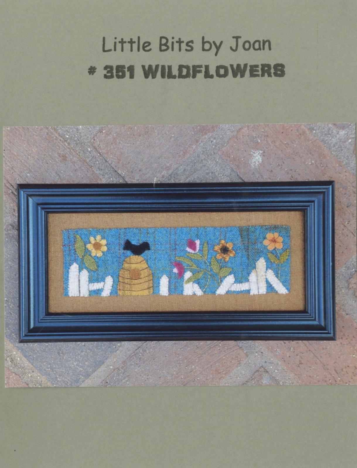 Little Bits - Wildflowers