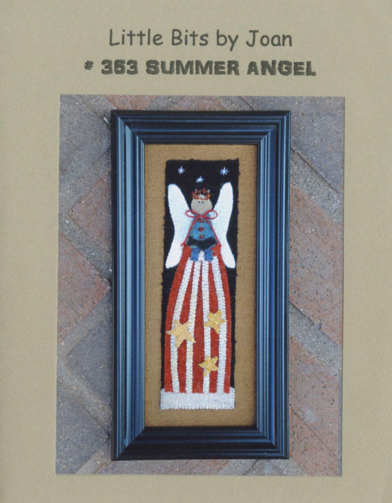 Little Bits - Summer Angel
