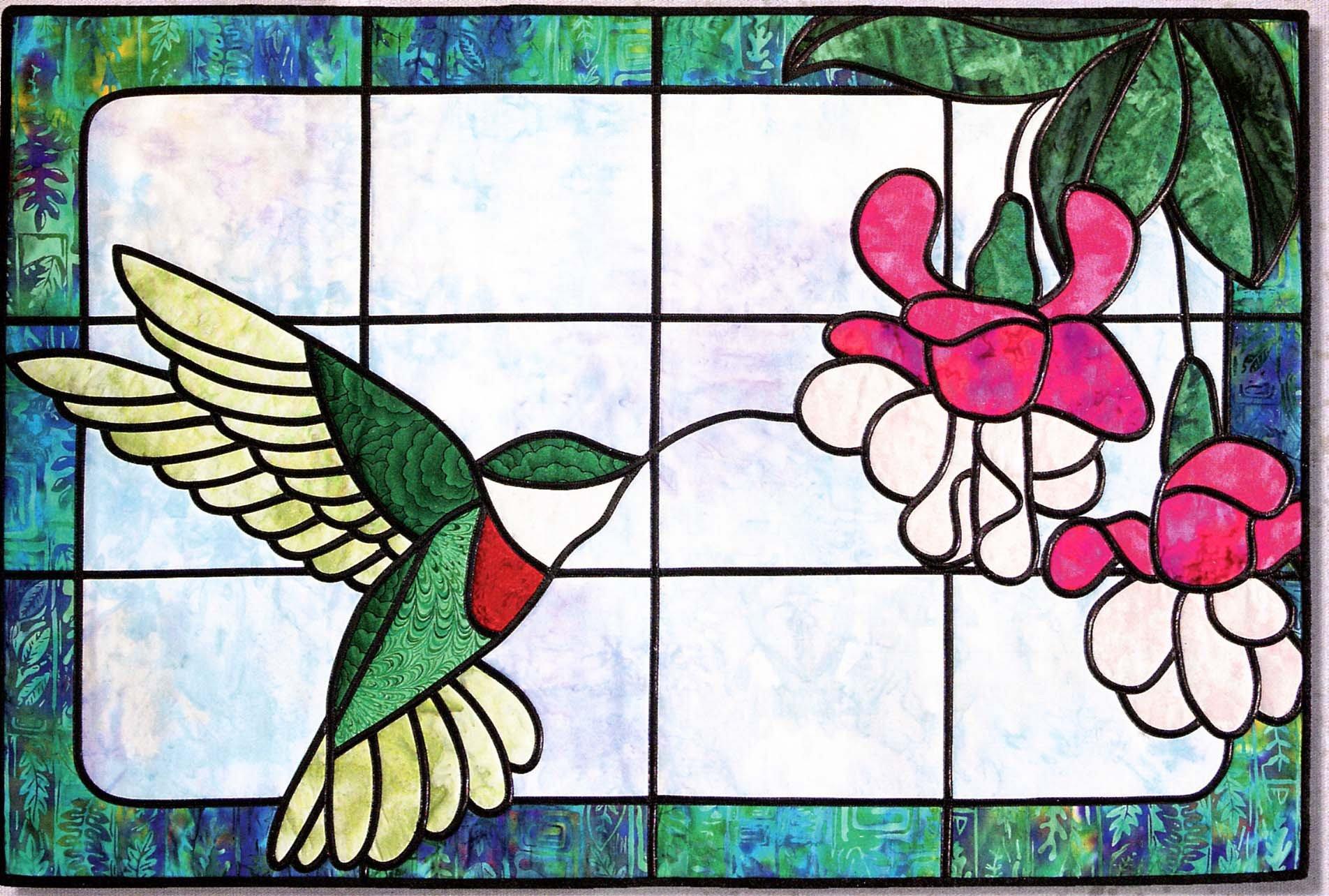 Hummingbird Sipper