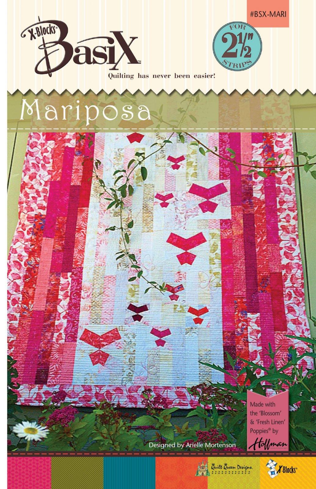 Mariposa BasiX pattern