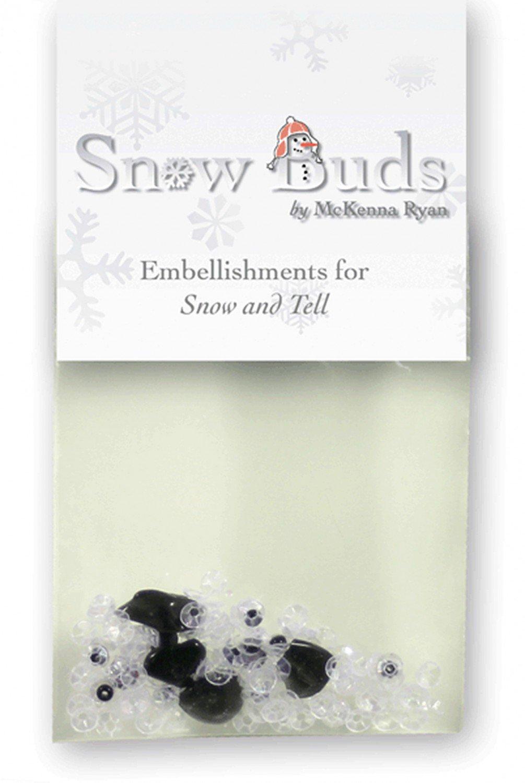 Embellishment Kit Snow Buds - BUD01 Snow & Tell