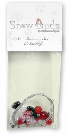 Embellishment Kit Snow Buds - BUD02 It's Snowing