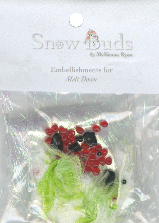 Embellishment Kit Snow Buds - BUD03 Melt Down
