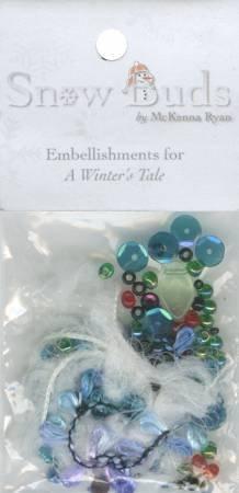 Embellishment Kit Snow Buds - BUD04 A Winters Tale
