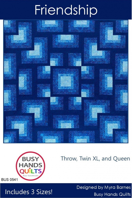 Friendship - Quilt Pattern