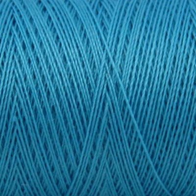 TRE STELLE COTTON 60WT 100M  - AZURE BLUE