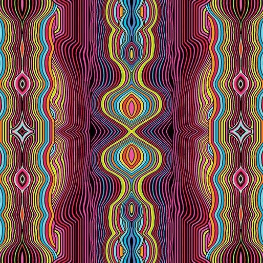More is MORE  - Stripe-adelic - Multi - BEN3315-99