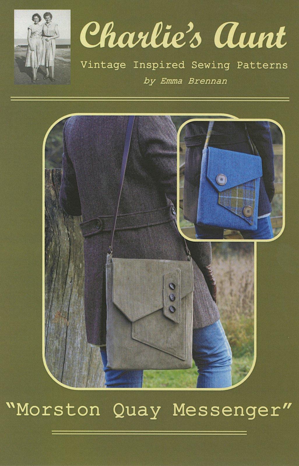 Morston Quay Messenger Bag