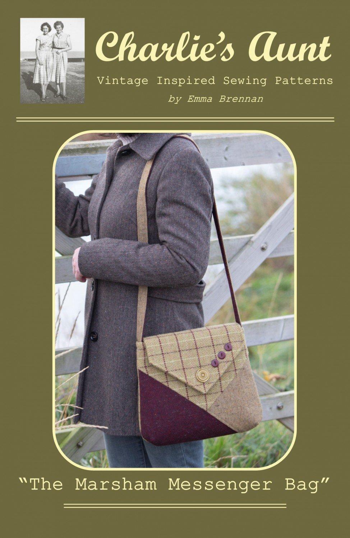 Marsham Messenger Bag