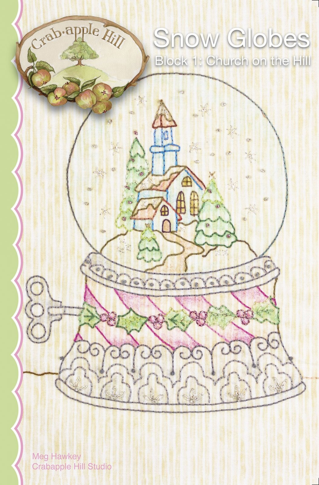 Snow Globes - 1 - Church on the Hill