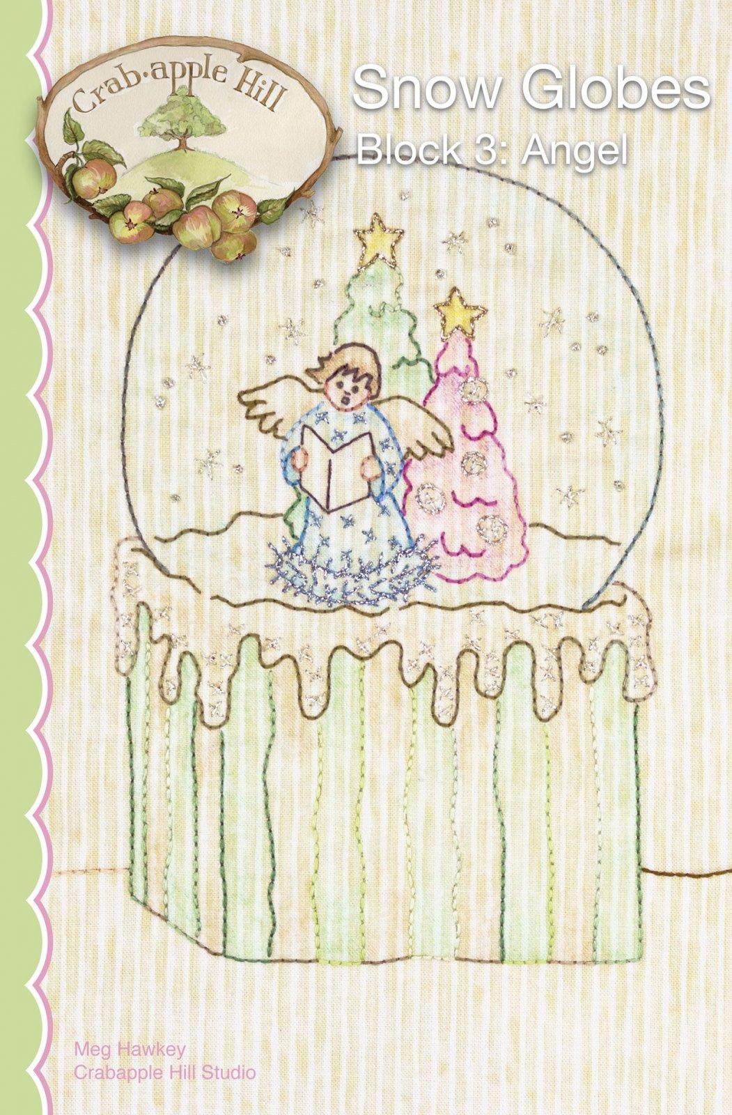 Snow Globes - 3 - Angel