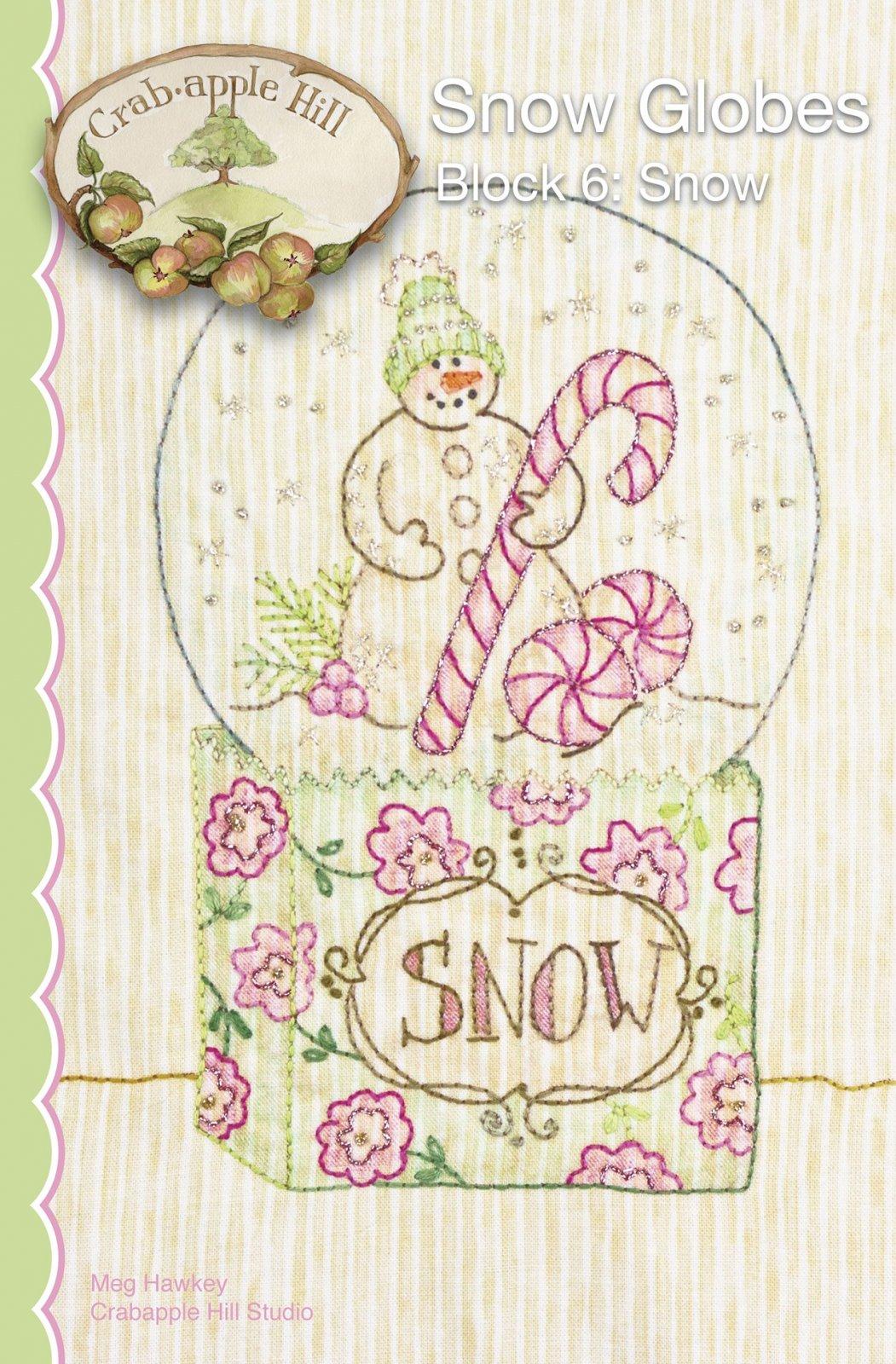 Snow Globes - 6 - Snow