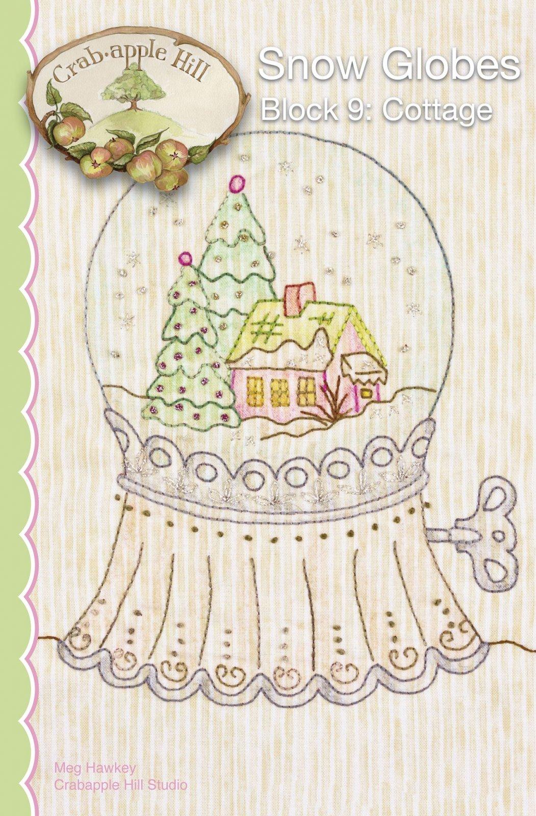 Snow Globes - 9 - Cottage