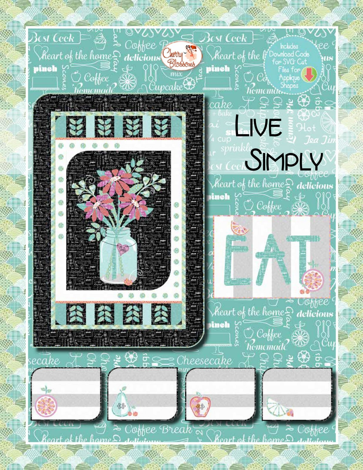 Live Simply With SVG's