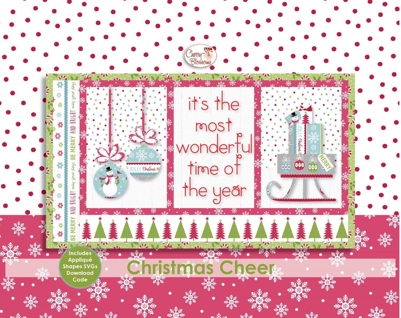 Christmas Cheer ~ RELEASE DATE JAN 30/20 ~