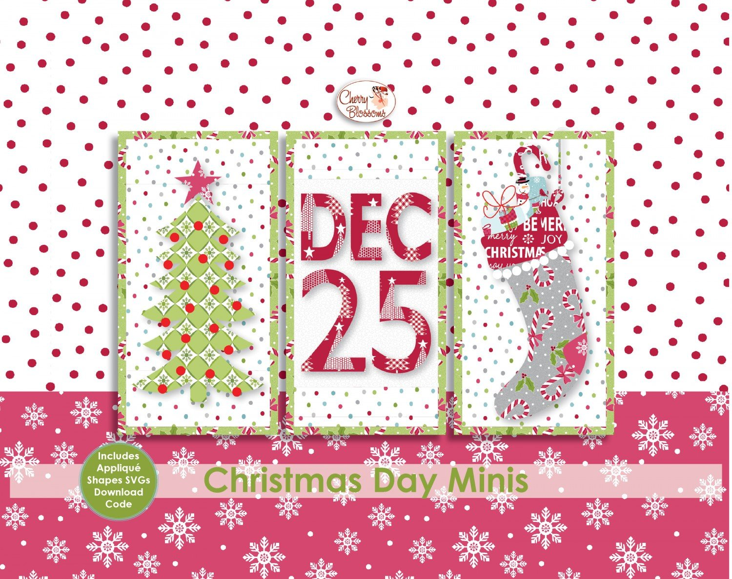 Christmas Day  ~ RELEASE DATE JAN 30/20 ~