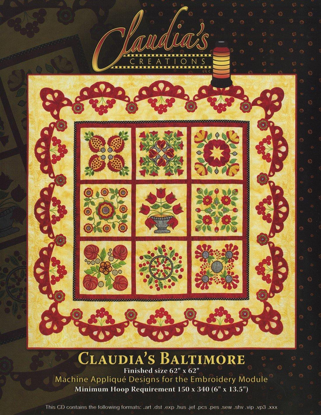 Claudia's Baltimore