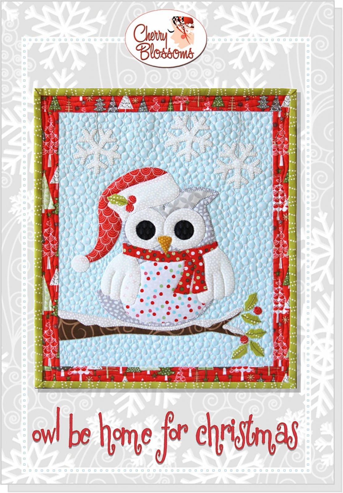 Owl be home for Christmas