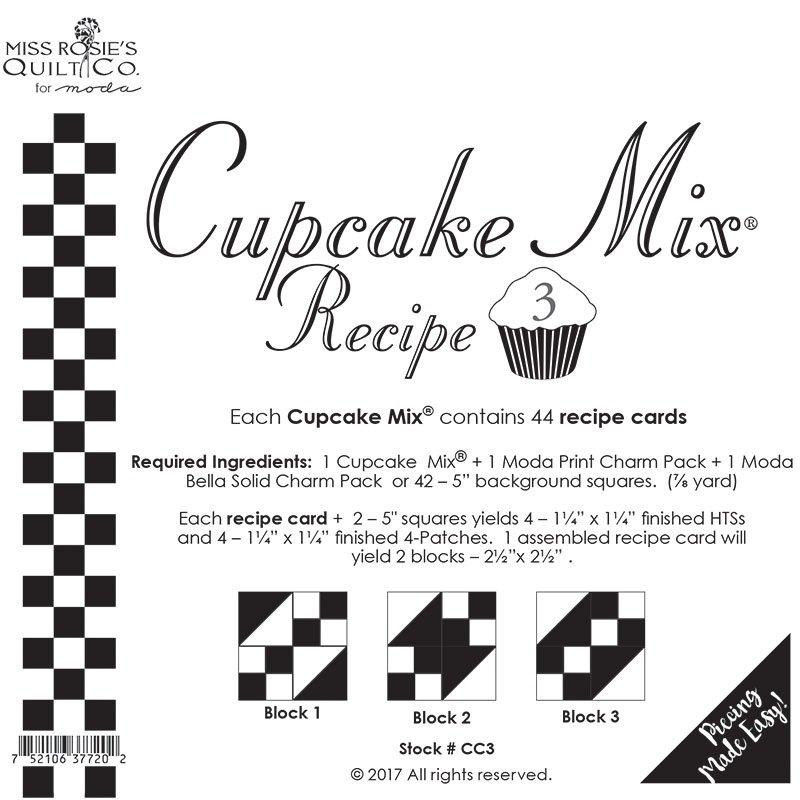 Moda Cupcake Mix 03
