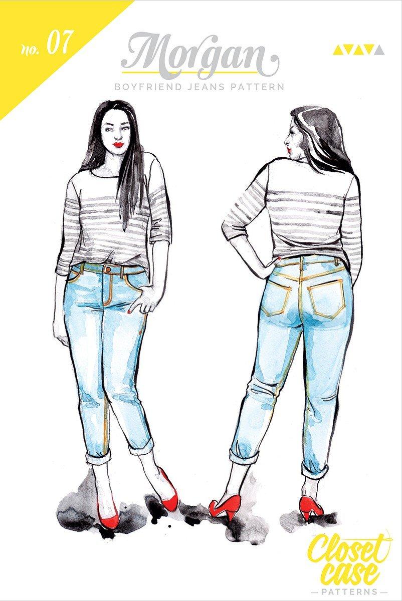 Morgan Boyfriend Jeans
