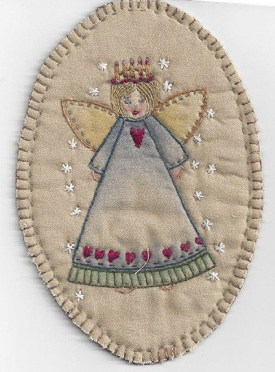 Lucia Angel Tea Dye