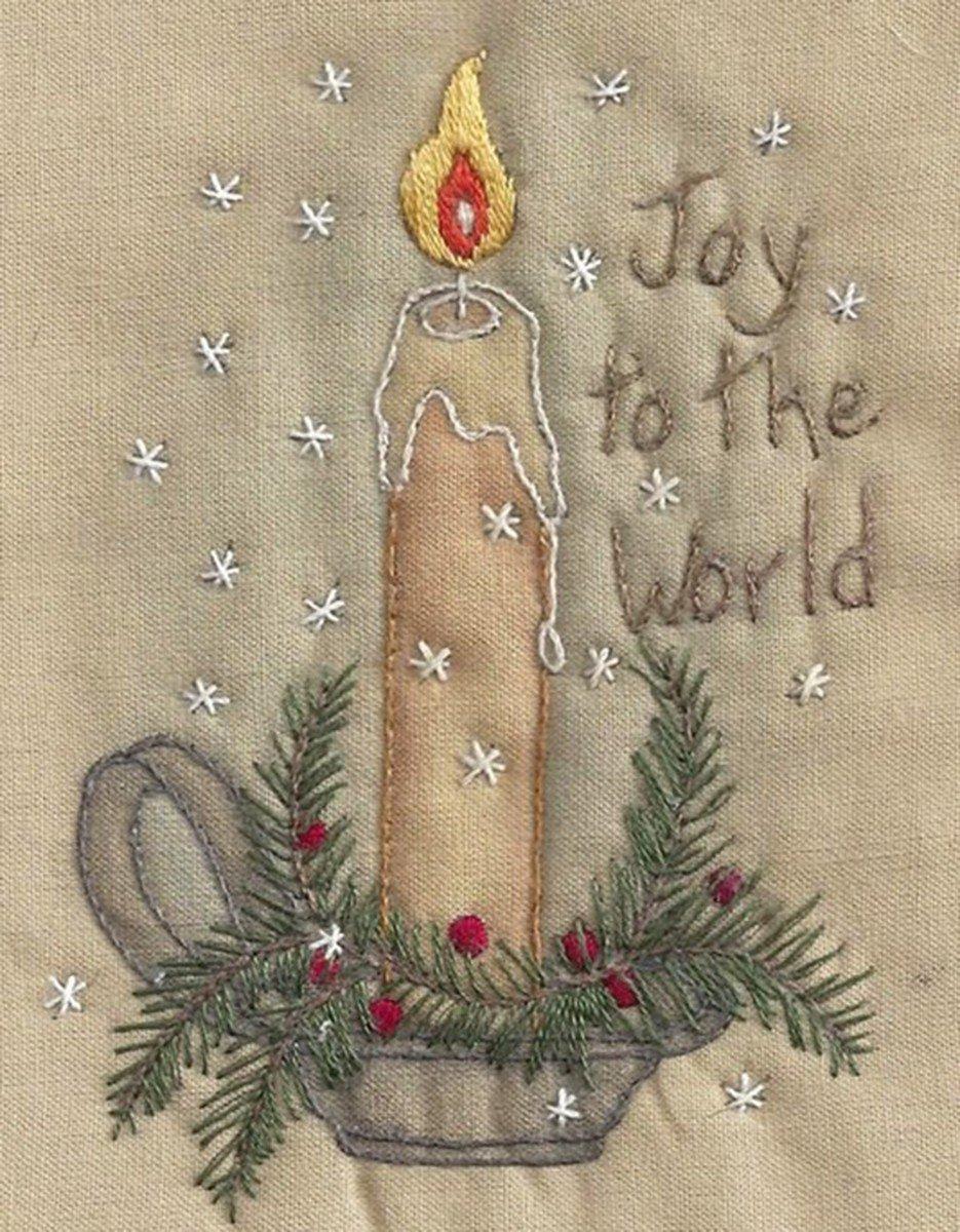 Joy to World Tea Dye