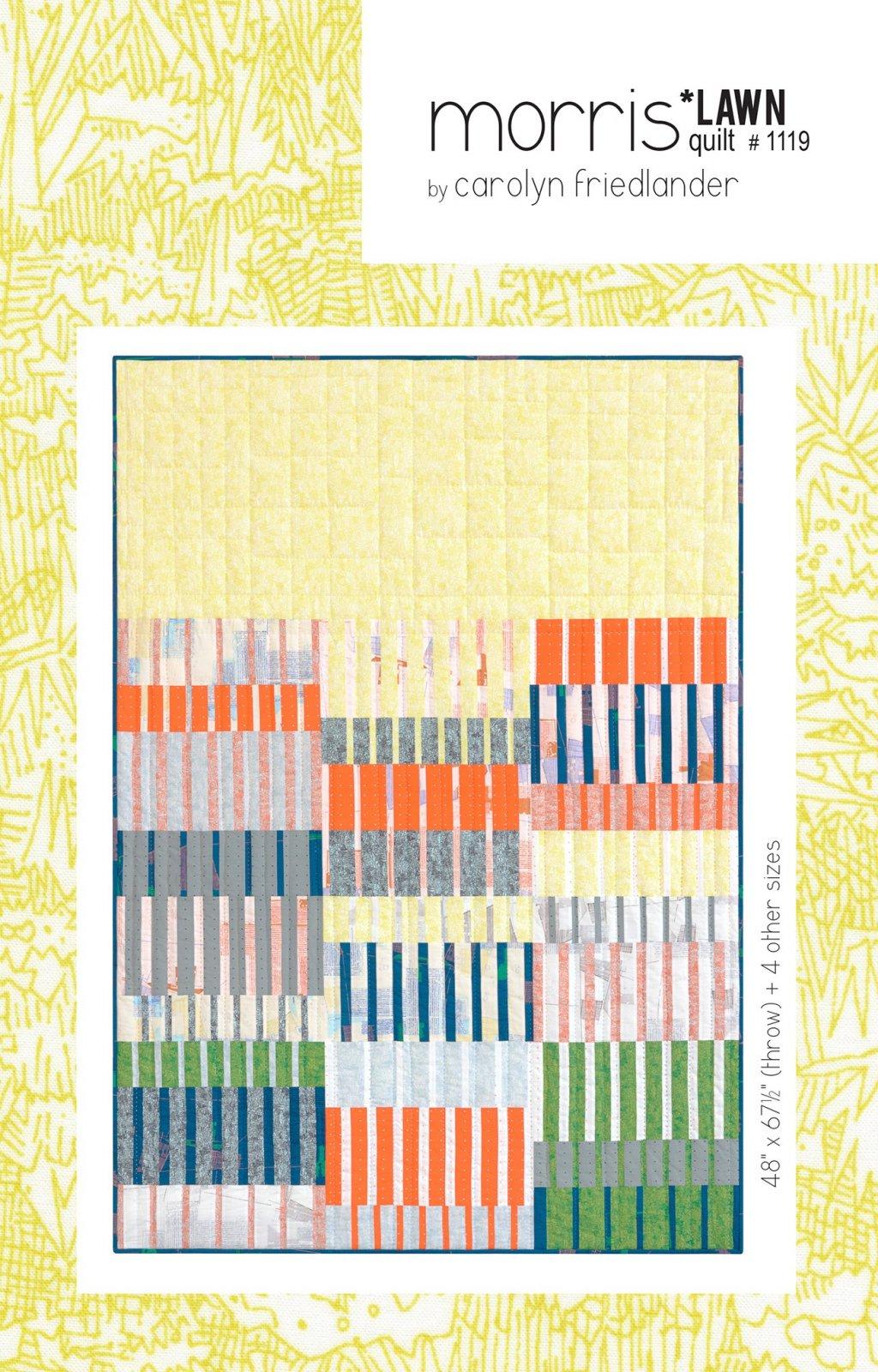 Morris Lawn Quilt