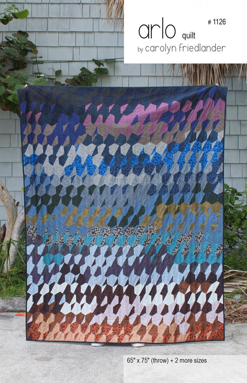 Arlo Quilt Pattern