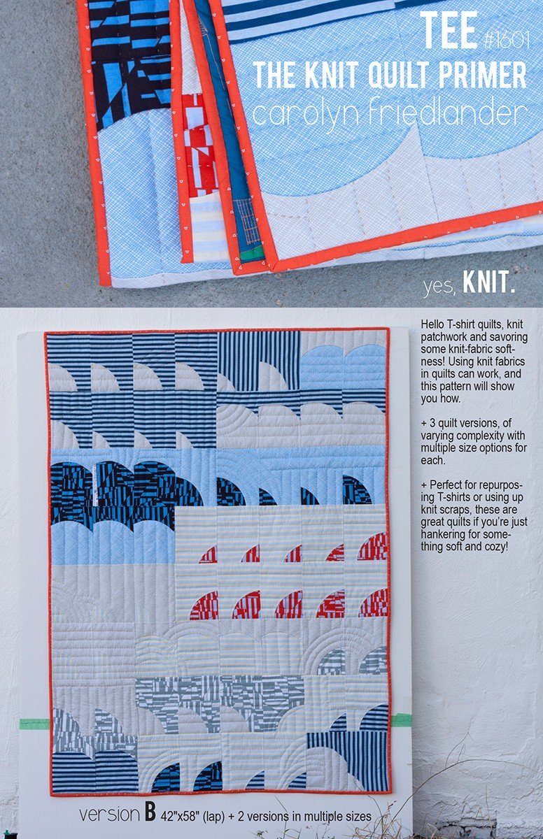 Tee: The Knit Quilt Primer