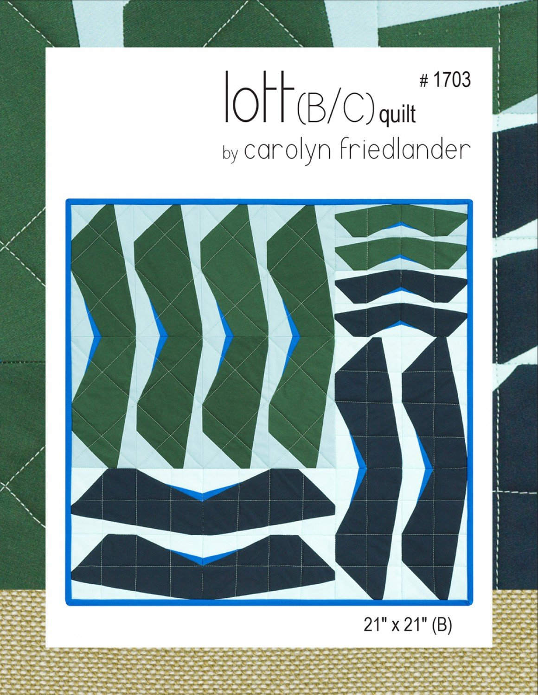Lott B/C Quilt Pattern