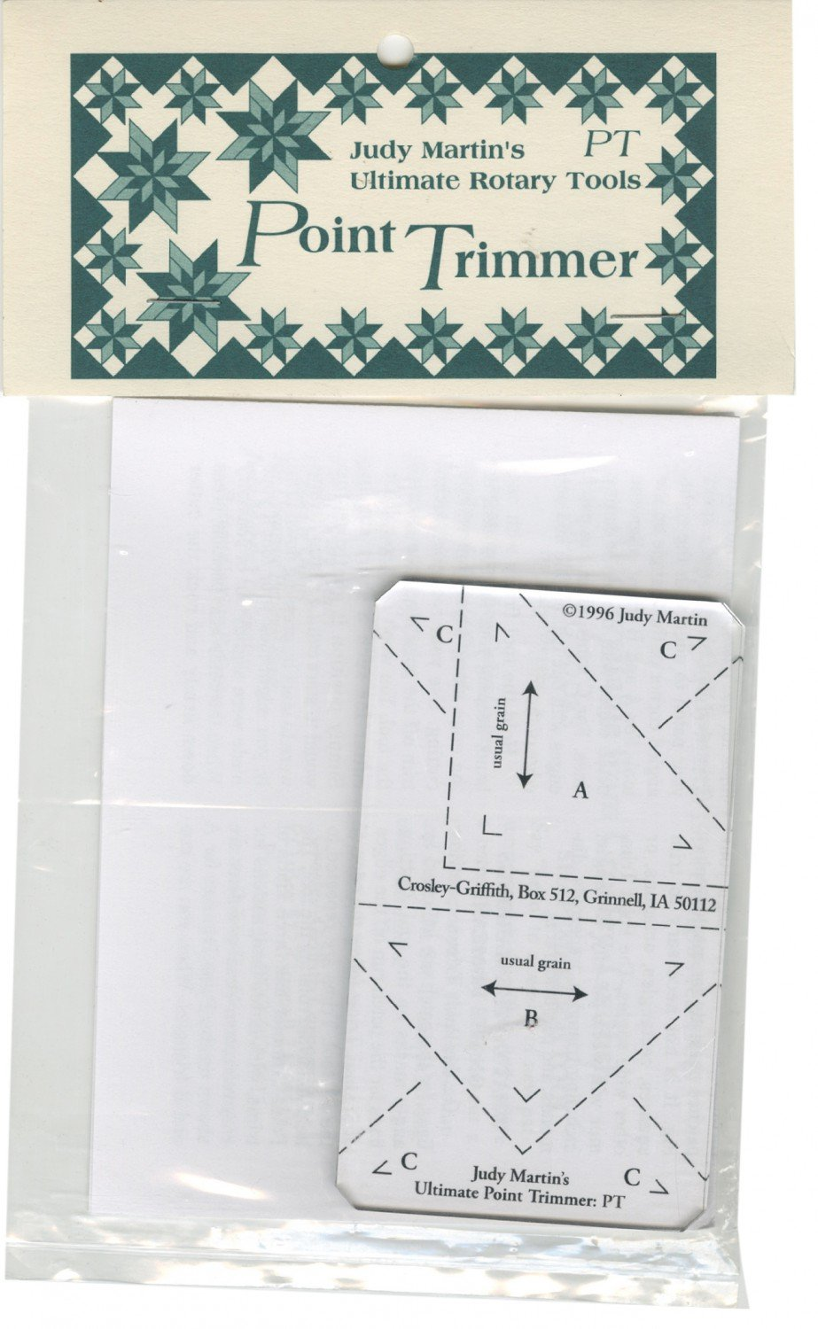 Tool Point Trimmer By Judy Martin